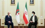 وحشت اسرائیل از نزدیک شدن الجزایر به ایران!