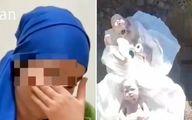 زنی با بارداری عجیب شوهرش را فریب داد +عکس