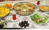 نکات تغذیهای ضروری افطار تا سحر