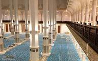 تصاویر: معماری زیبای مسجد ۱۲۰ هزارنفری الجزایر
