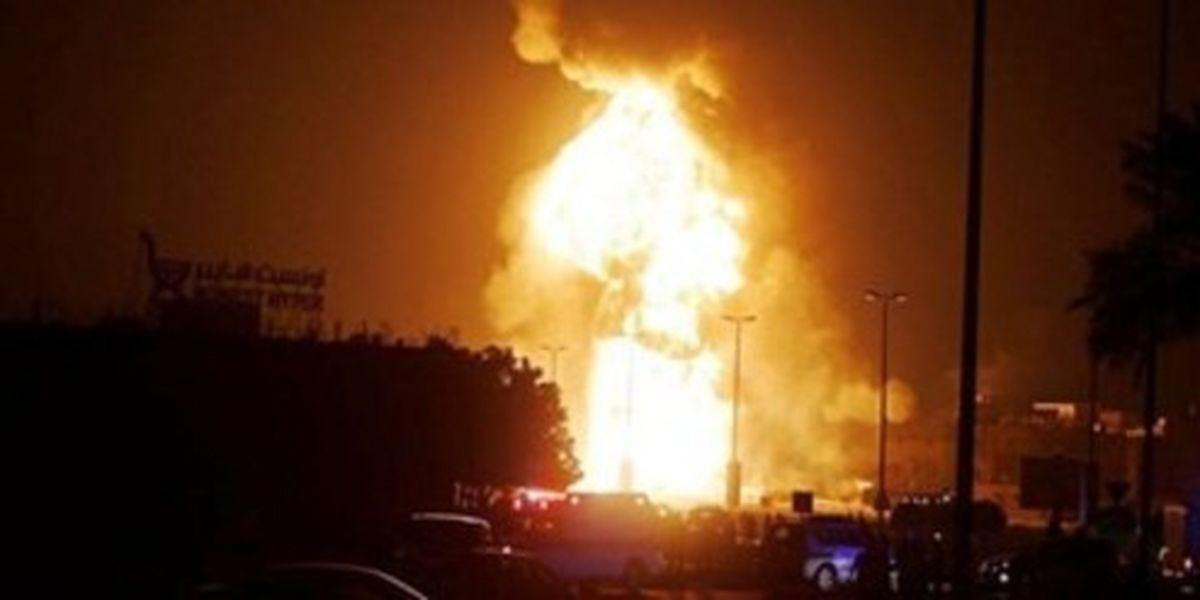 جزئیات حادثه انفجار در بغداد
