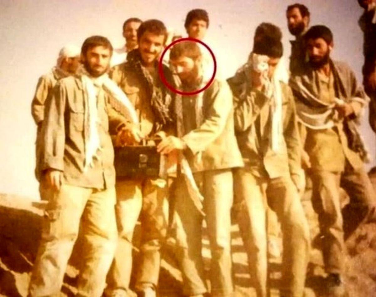 تصویری دیده نشده از شهید فخریزاده، دانشمند ایرانی ترور شده