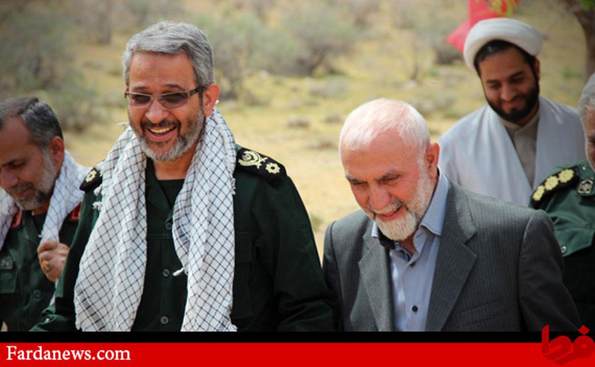 جانشین سردار شهید همدانی در سوریه منصوب شد