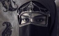 گریم قجری خانم بازیگر در سریال «بانوی عمارت» +عکس