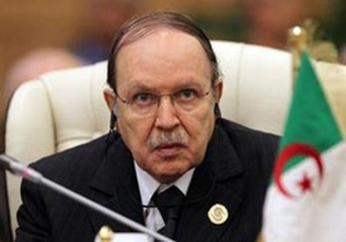 هشدار بوتفلیقه درباره خطر آشوب در الجزایر