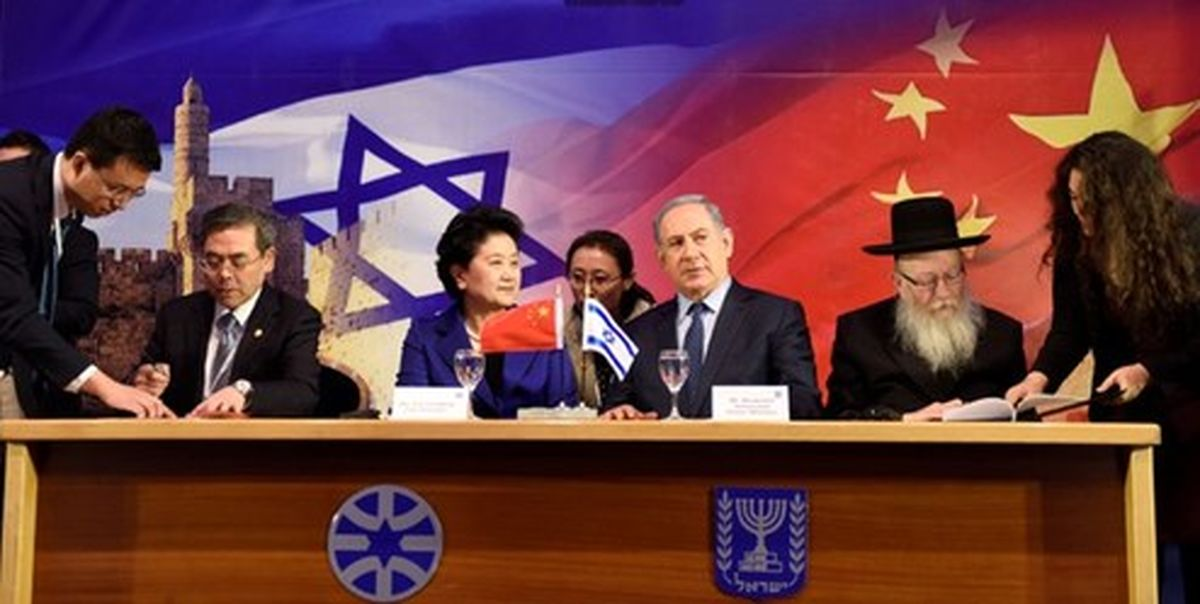 «هاآرتص» اختلاف آمریکا و اسرائیل بر سر چین را لو داد