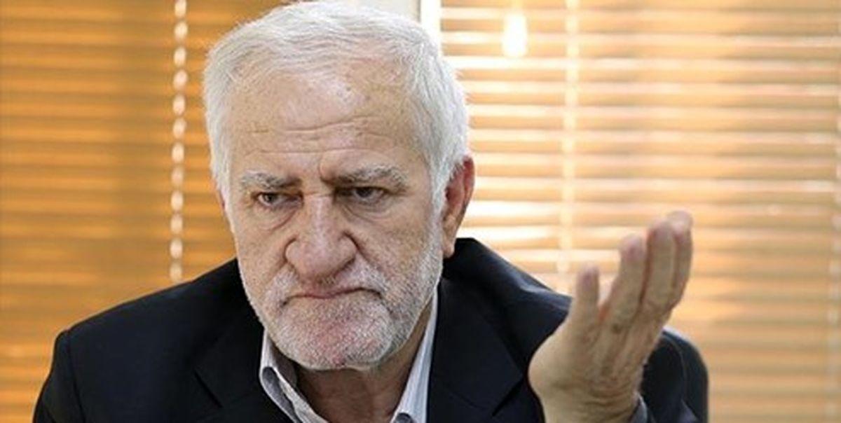 سلیمانی: پاکدست بودن رئیس مجلس، خانه ملت را از وامدار بودن باز میدارد