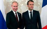 گفتوگوی پوتین و مکرون درباره توافق هستهای