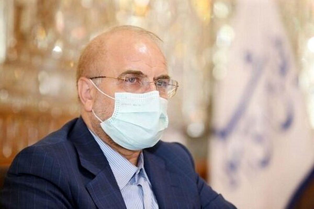 واکنش قالیباف به عصبانیت مسئولان اجرایی از حذف رانتهای بودجهای