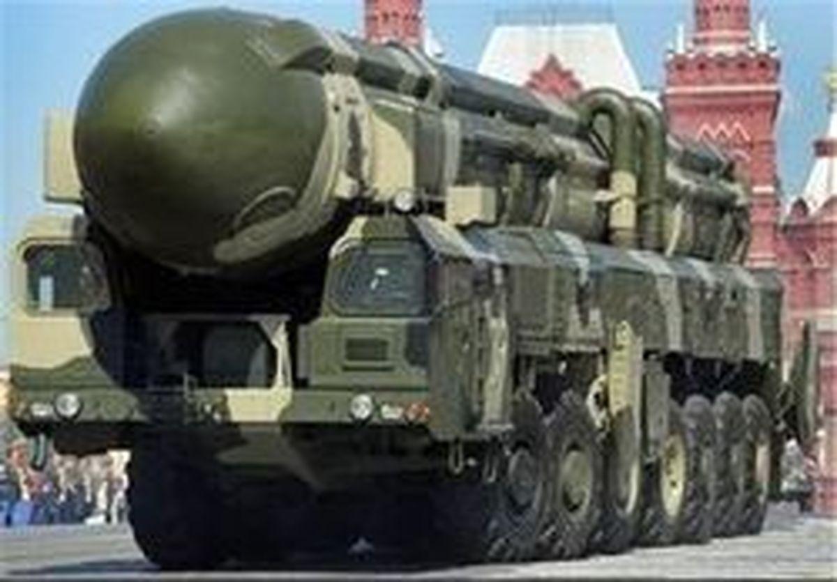روسیه موشکهای بالستیک آزمایش کرد