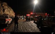 رانش کوه در مسجد سلیمان ۲ مصدوم برجای گذاشت