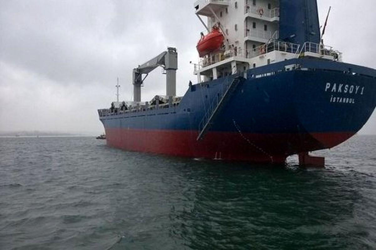 حمله دزدان دریایی به کشتی ترکیه درسواحل نیجریه