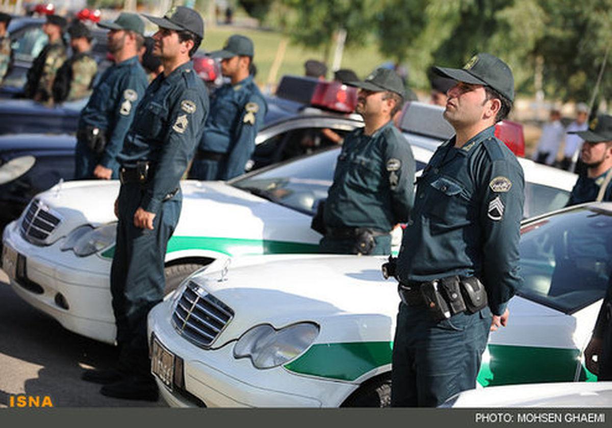 راننده مست باعث مرگ پلیس شد