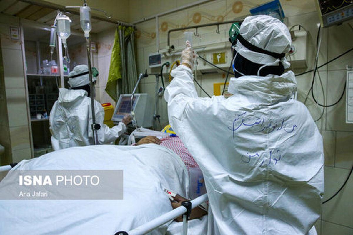 آخرین آمار کرونا در کشور/۲۶۵ جانباخته جدید و۴۶۸۴ بیمار در ICU