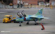 تصاویر: تحویل ۸ فروند هواپیمای نظامی اورهال شده به نیروی هوایی
