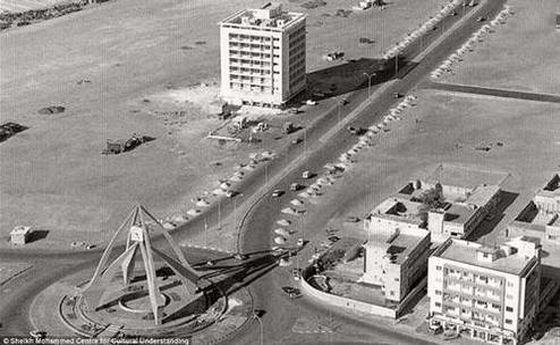 تصاویر: دبی را قبل از اکتشاف نفت در دهه ۱۹۵۰ ببینید