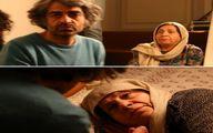 بازیگری مادر بابک خرمدین در فیلم پسرش +عکس