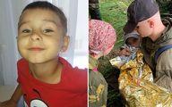 زنده ماندن باورنکردنی کودک مفقودی در جنگل! +فیلم