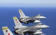 حمله جنگندههای ترکیه به مناطقی در کردستان عراق