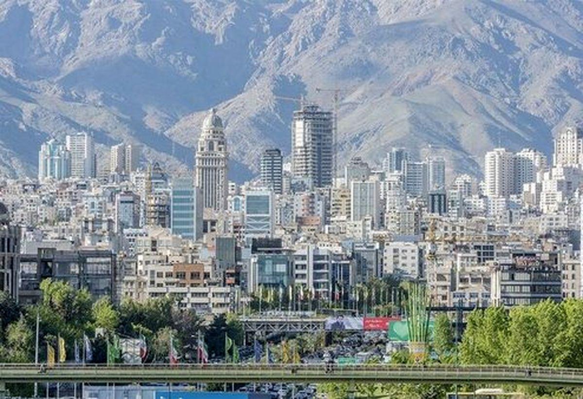 بالاترین رشد سالانه قیمت مسکن در کدام مناطق تهران است؟