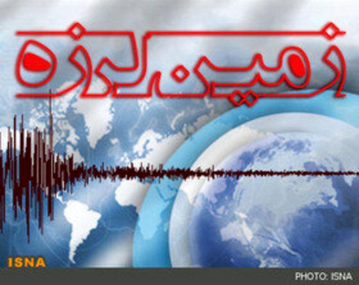 زمینلرزهای با قدرت ۳.۵ ریشتر سنگان را لرزاند