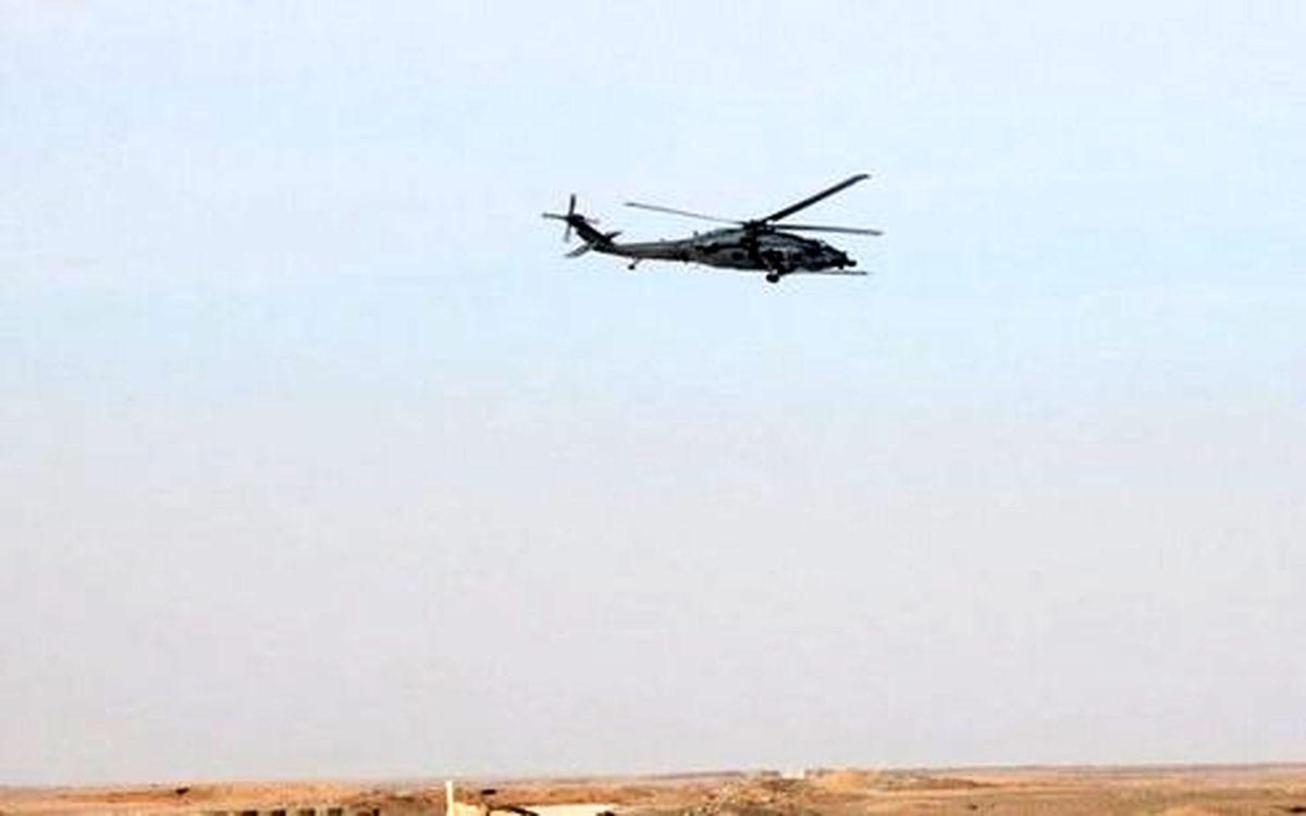 پرواز مشکوک هواپیمای آمریکایی در مرز عراق و سوریه