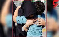 اقدام پلیس زن اشک همه را در کلانتری تهران در آورد +عکس