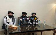 در نشست خبری هیئت طالبان در تهران چه گذشت؟