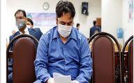 اعتراض «زم» به حکم اعدام