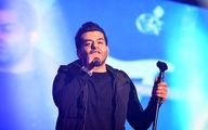 رضا بهرام خواننده جوان موسیقی پاپ به کرونا مبتلا شد +عکس