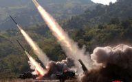کره شمالی دو موشک کوتاهبرد شلیک کرد