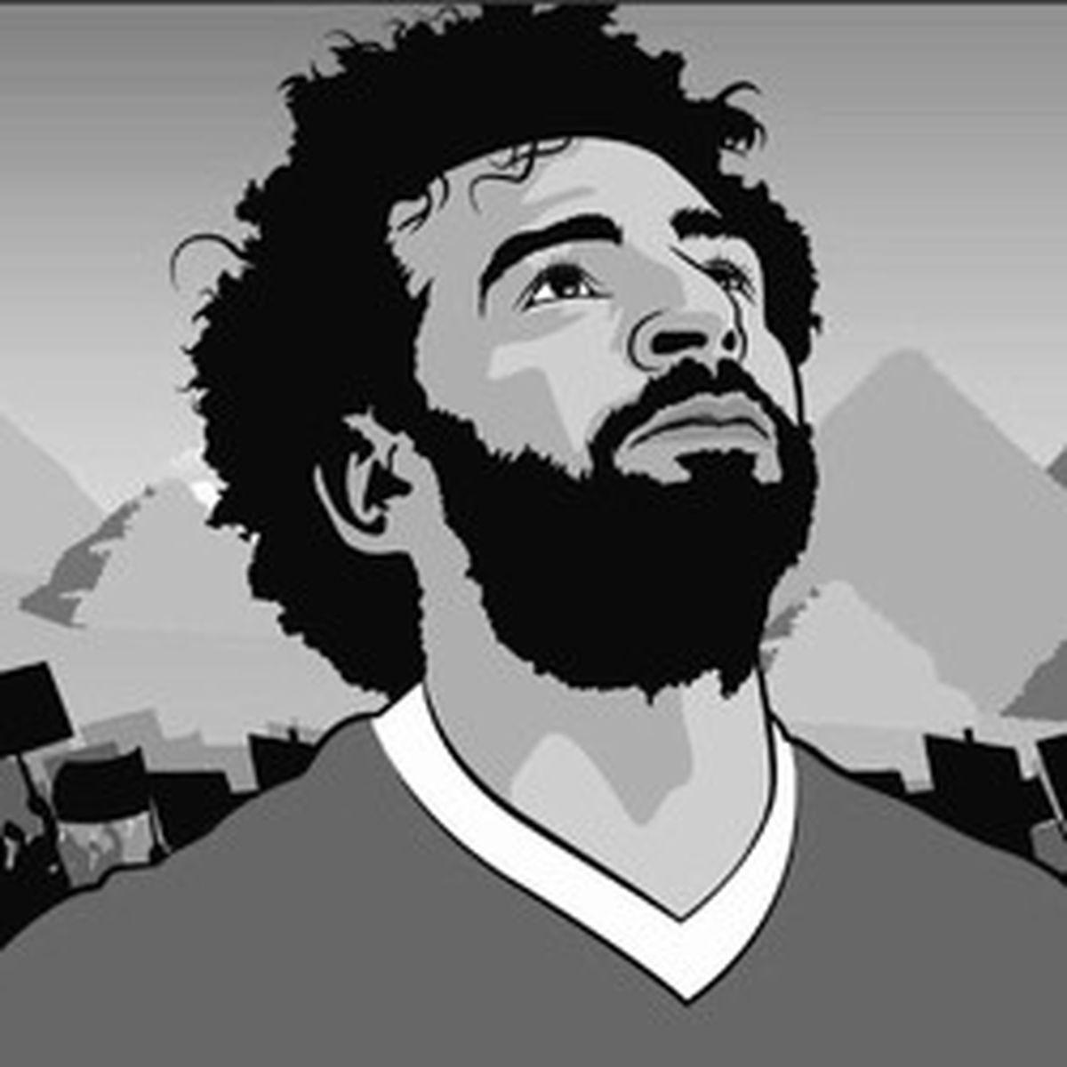 فیلم: عملکرد محمد صلاح در دیدار برابر روسیه
