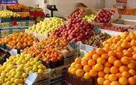 نارنگی  و خرمالو  صدرنشین بازار میوه
