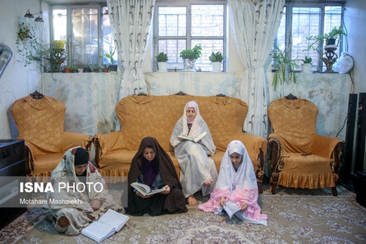 تصاویر: جزء خوانی قرآن کریم