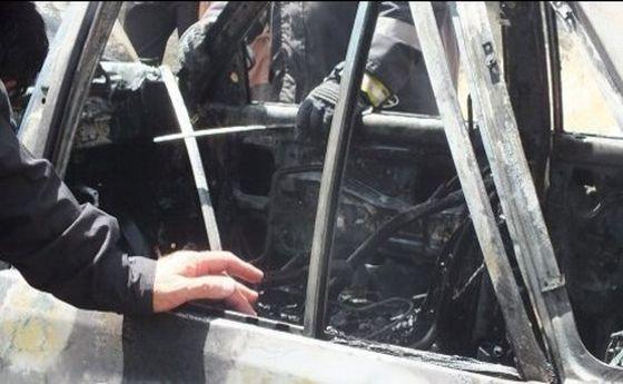 ماجرای غم انگیز مرگ زن ۳۵ ساله و فرزندش مقابل امامزاده محمد کرج
