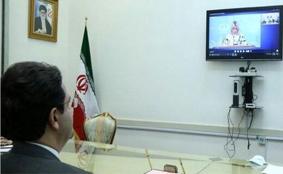 در گفتگوی سخنگوی وزارت خارجه با همتای روسی چه گذشت؟