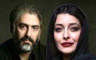 همسر ساره بیات در کنار فرزندانش/ ساره بیات همسر دوم علیرضا افکاری