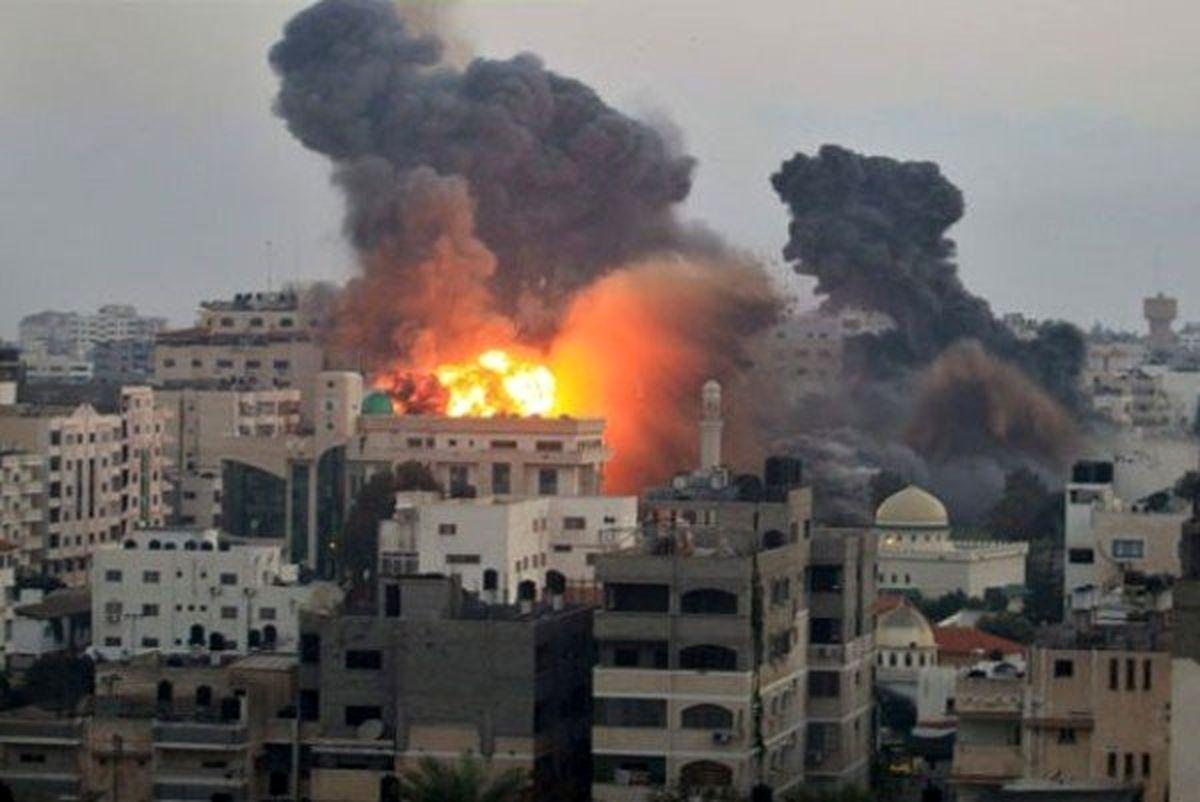 ادعای رسانه صهیونیستی درباره حمله به غزه