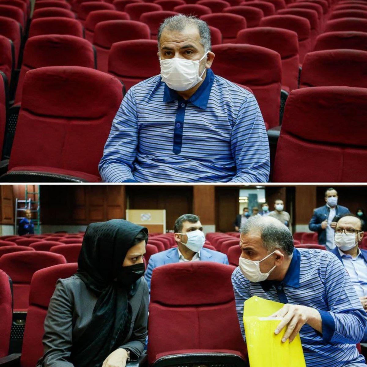 تصویر متفاوت از دادگاه حسن میرکاظمی