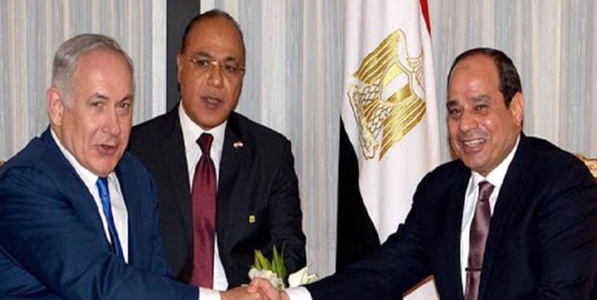 تحلیل روابط رژیم صهیونیستی با مصر در دوره السیسی