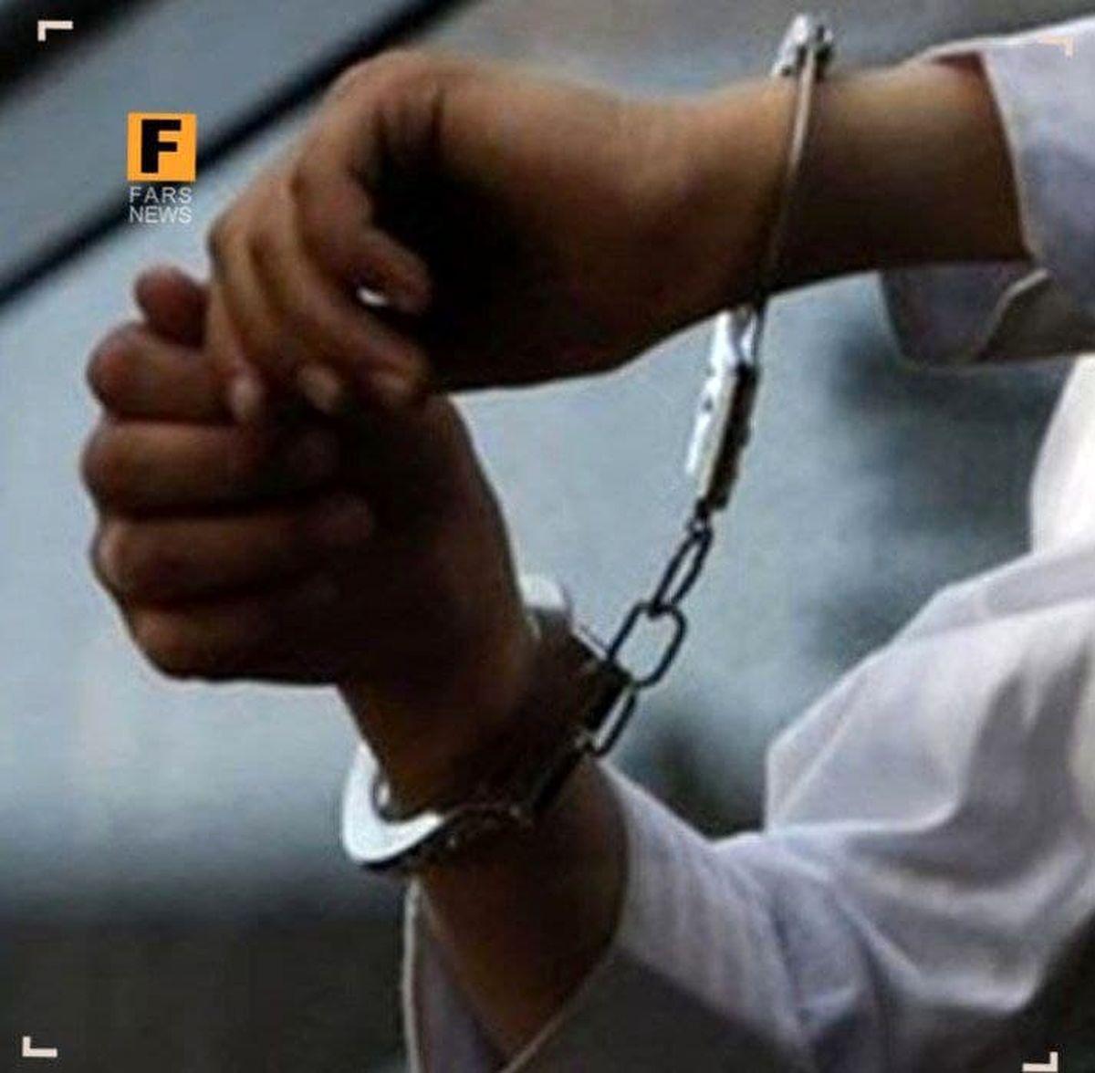 بازداشت ۴۳۳ نفر در مدیریت شهری و روستایی