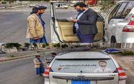 پشت نویسی جالب ماشین دکتری در یمن +عکس