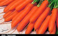 هویج رکورددار گرانی خوراکی ها در مردادماه