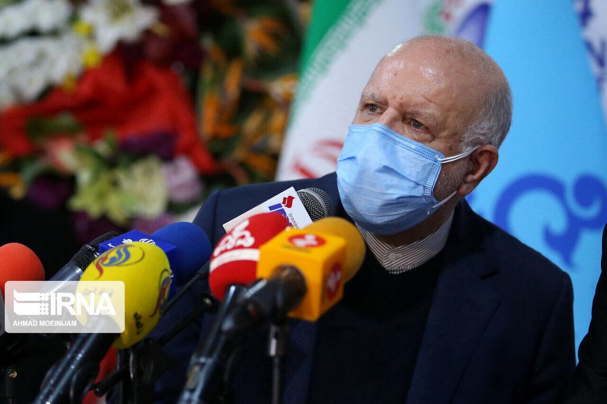 پاسخ زنگنه به زمان بازگشت ایران به بازار نفت