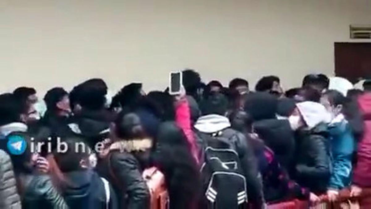 سقوط مرگبار ۵ دانشجو از ساختمان دانشگاه
