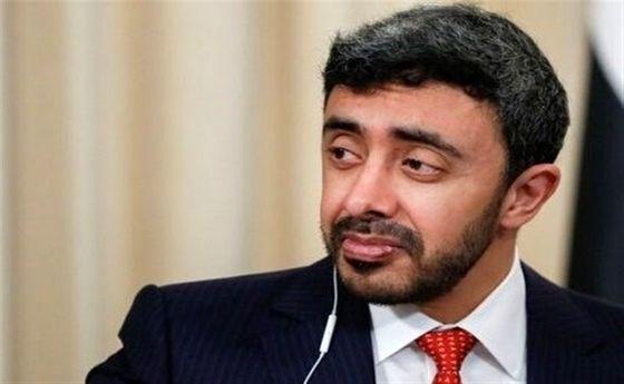 اظهارات عجیب وزیر خارجه امارات علیه تشکیلات خود گردان