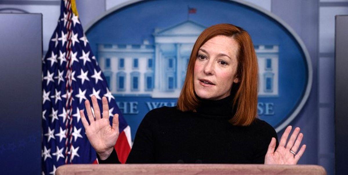 سخنگوی کاخ سفید: در هیچ سطحی در حادثه نطنز نقش نداشتهایم