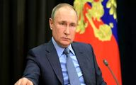 هشدار پوتین به دشمنان از روی آب