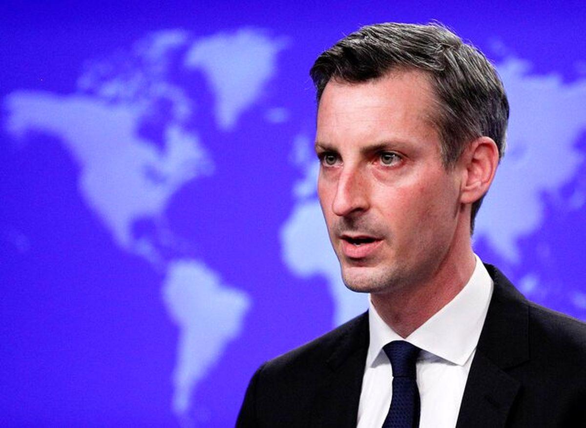 واکنش آمریکا به حمله موشکی به اسرائیل