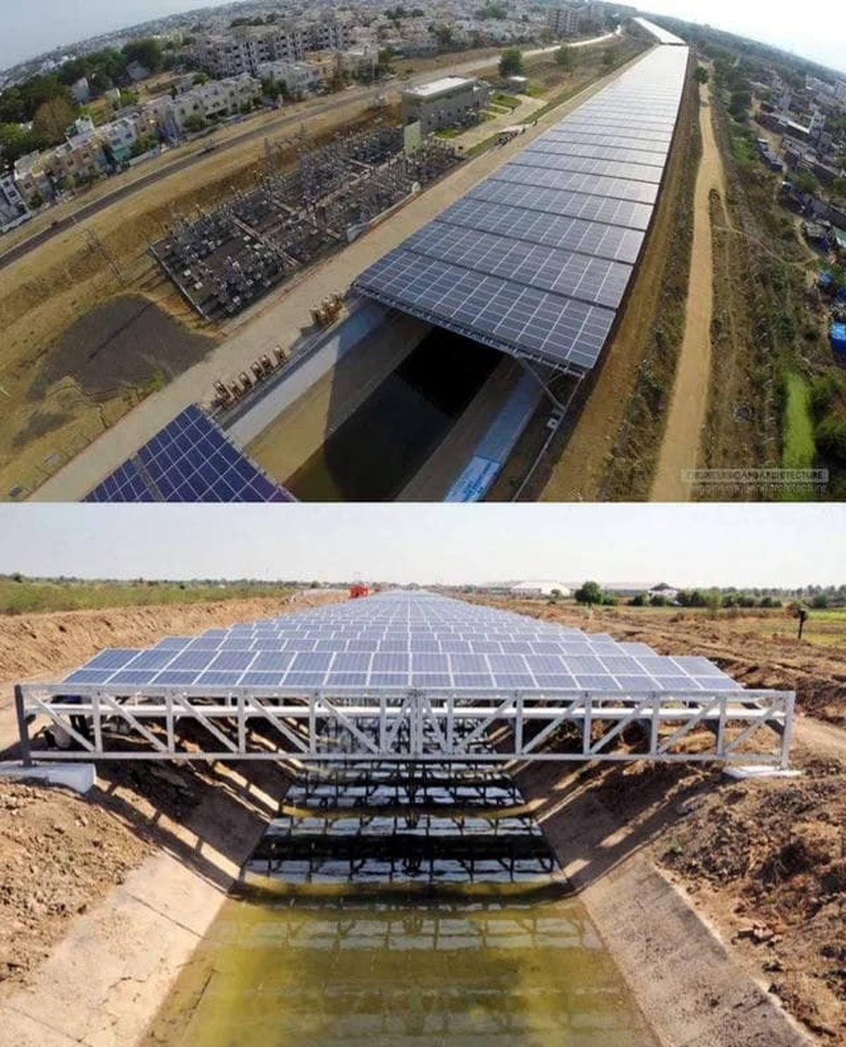 روش متفاوت تولید برق در هند +عکس